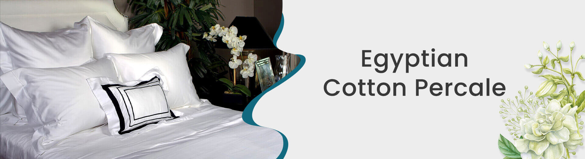 Egyptian Cotton Percale