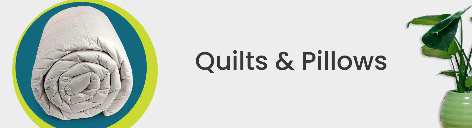 Quilts & Pillows