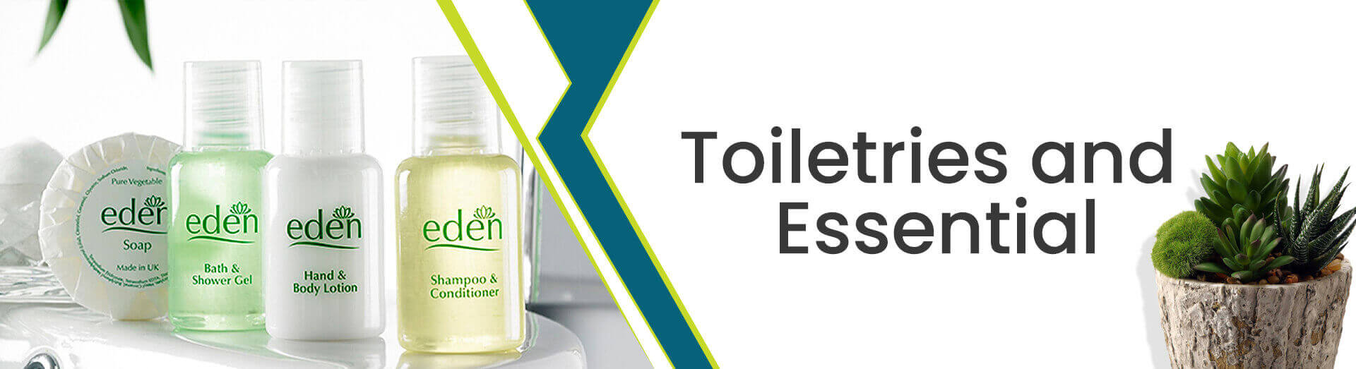Toiletries and Essential