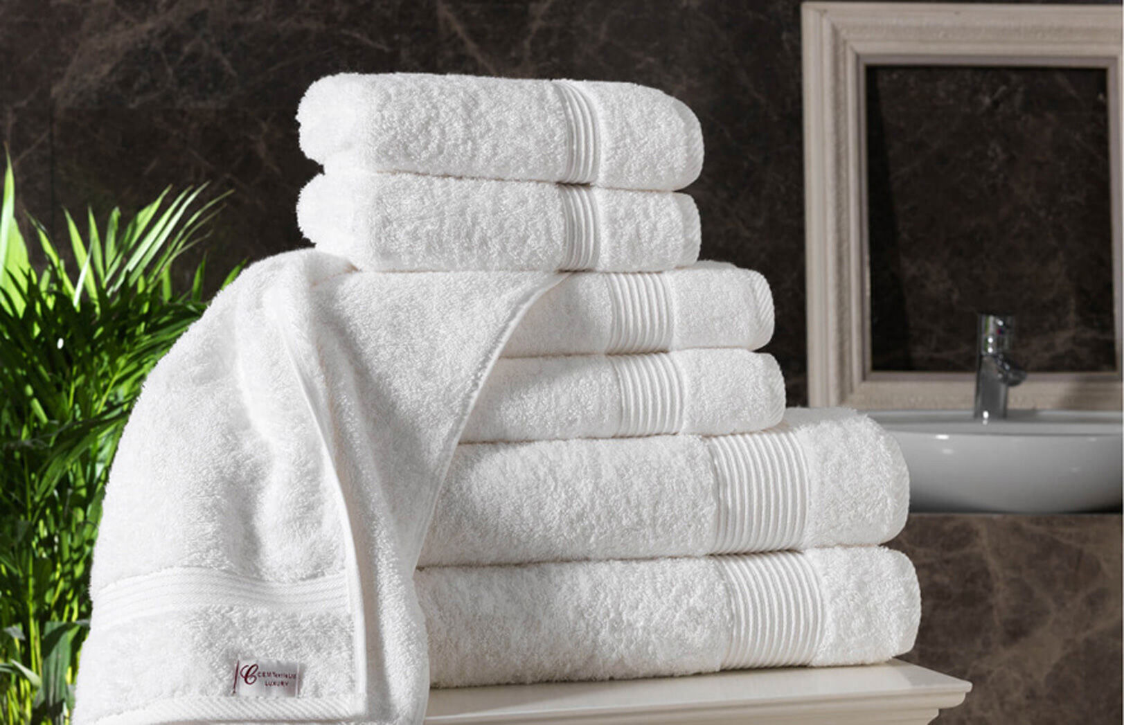 Luxury Towel 600 GSM