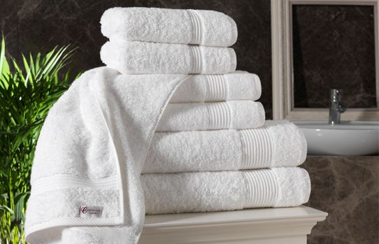 Luxury Hotel Towel 600 GSM